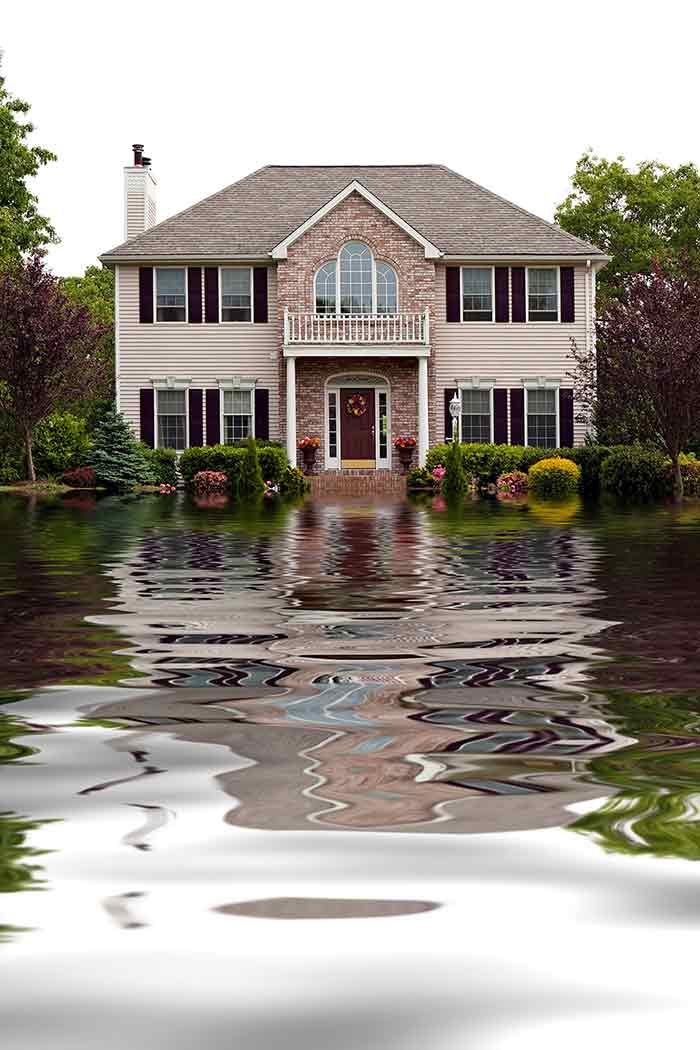 Does your home insurance cover floods?