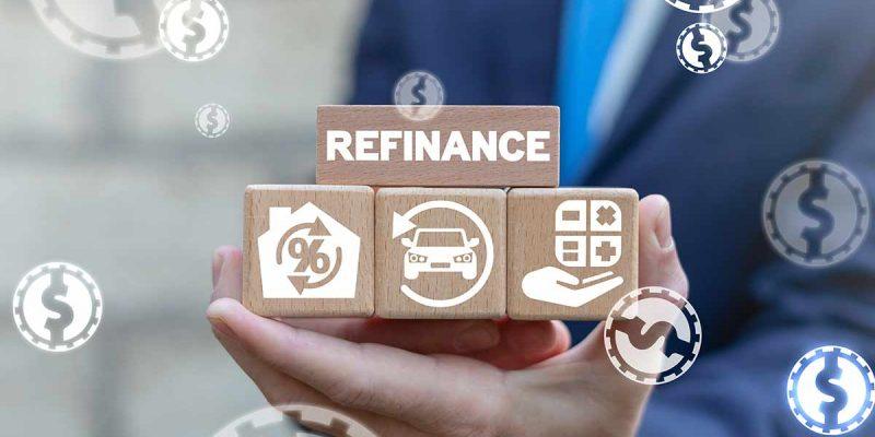 refinance blocks