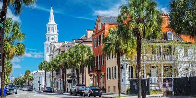 Street in Charleston