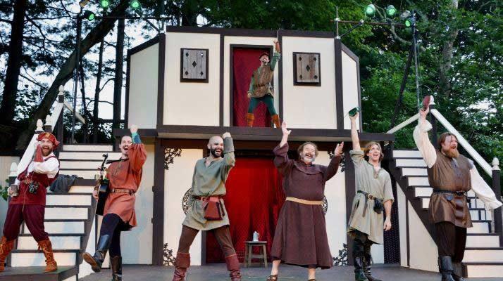 Shakespearean actors